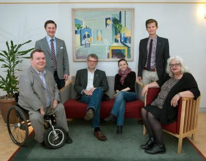 Den politiska referensgruppen 2012